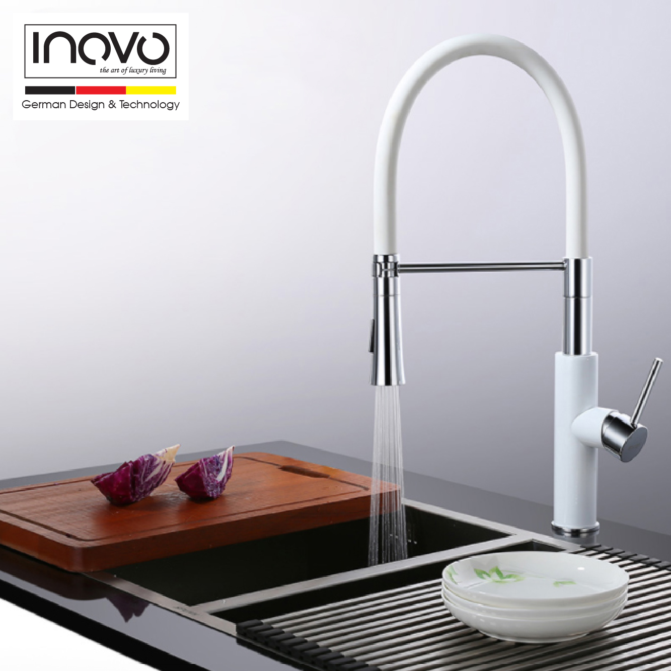 Design Lovers Will Adore The Distinctive Silhouette Based On A Series Of  Cylinders,while The Hard Working Cook Will Appreciate The Finger Tip  Control And ...
