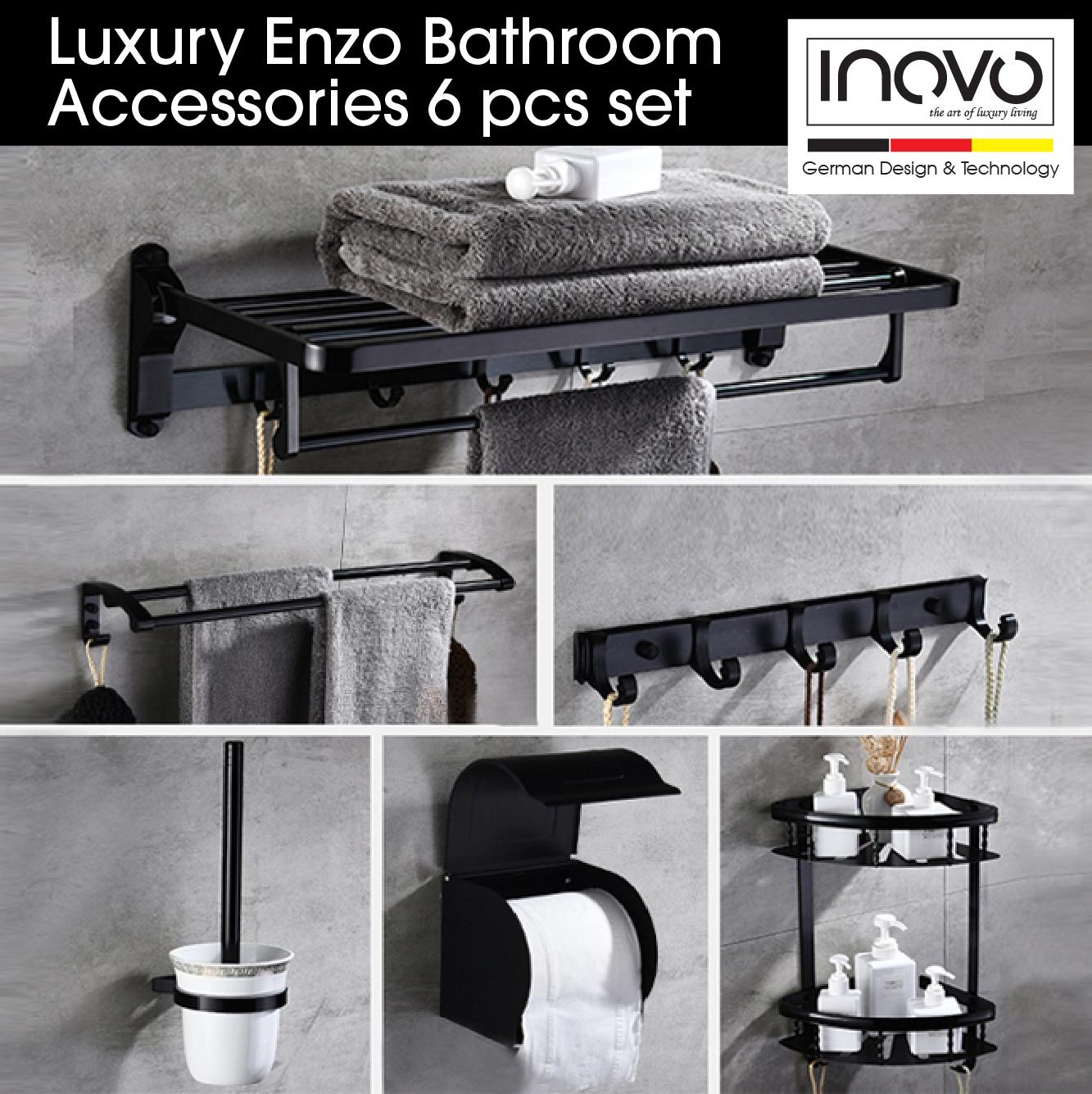 Inovo Enzo Bathroom Accessories In