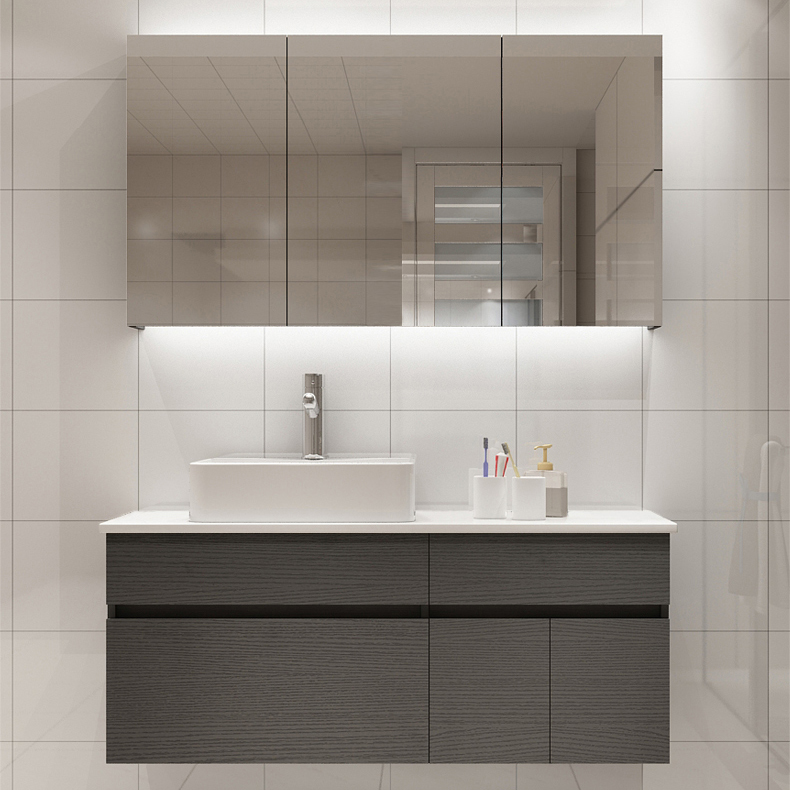 Bruno Full Customize Vanity Cabinet